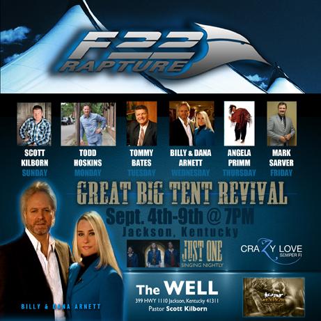 Great Big TentRevival